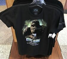 Universal Studios Exclusive King Kong 360 3D The Ride T-Shirt XX-Large New
