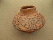 Restored Cucuteni–Trypillia culture Pot with Rare Ornament 5000-3000 BC