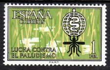 Spain - 1962 Fight Malaria - Mi. 1374 MNH