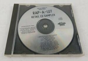Rap-A-Lot Retail CD Sampler 1999 Rap-A-Lot Records Compilation CD