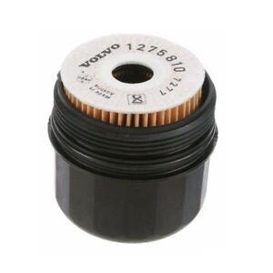Volvo (99-11) Oil Filter Housing Cap GENUINE Motor Lubricant Strainer Cover