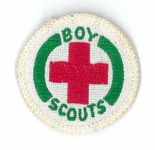 1960's AUSTRALIA / AUSTRALIAN SCOUTS - SENIOR SCOUT AMBULANCE Proficiency Badge
