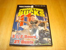 HUNTER'S SPECIALTIES PRIMETIME BUCKS 11 DVD NEW