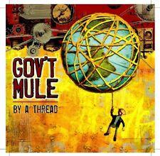 By A Thread - Gov't Mule (2009, CD NUEVO)