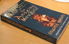 The Amazing Maurice and his Educated Rodents ~ Terry Pratchett  #28  Sc  A HooT!