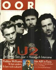 MAGAZINE OOR 1998 nr. 22 - U2 (COVER)ROBBIE WILLIAMS/AIR/SOULWAX/ A TRIBE CALLED