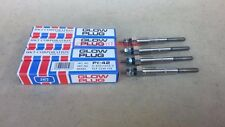 4x Glow Plug Heater Plug Isuzu C240 C190 C201 C221 4BA1 4FA1 10.5v