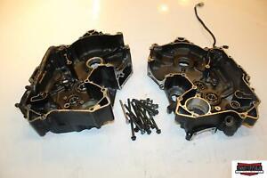2007 Suzuki Boulevard C50 VL 800 Engine Motor Crankcase Crank Block 11302-39822