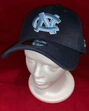 UNC North Carolina Tar Heels New Era 39Thirty Navy Blue Hat Size M/LG NEW!