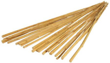 Bamboo Stakes For Young Plants Trees Support Sticks Tomatoes Beans 2 Foot 25 Pck