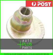 Fits TOYOTA HILUX SURF/4RUNNER 1995-2002 - Plate