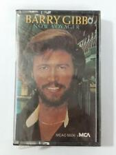 BARRY GIBB Now Voyager MCAC5506 SEALED Cassette Tape
