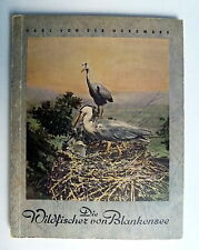 SAMMELBILDER-ALBUM * DIE WILDFISCHER VON BLANKENSEE -komplett Vögel, Fische 1952