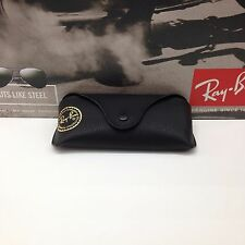 NEW Ray Ban Genuine Black Sunglasses Eyeglasses Case FAST SHIPPING!!!