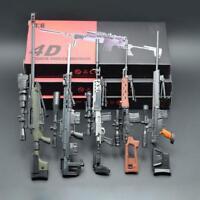 1:6 modelo de la batalla de soldados campo Sniper Rifle Modern Warfare juguete P