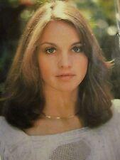 Pamela Sue Martin, Nancy Drew, Full Page Vintage Pinup