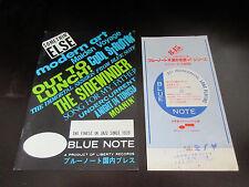 Japan Bluenote Promo Catalog Toshiba King Miles Davis John Coltrane Hancock Jazz