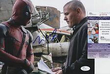 Tim Miller Signed 8x10 Photo w/ Jsa Coa #P17715 + Proof Deadpool Director