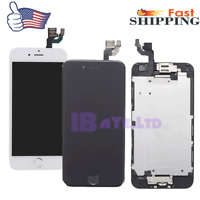 FOR iPhone 6 Plus Full Screen LCD Touch Digitizer Replacement Home Button 5.5""