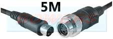 Brigada be-l105 5m Elite extremas o inversa del monitor a la Cámara Cable 4 Pin Mini