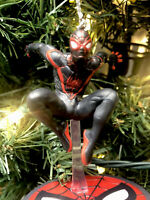 2020 Spider-Man Miles Morales Christmas Tree Ornament Spidy Spiderman Multiverse