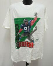Kevin Greene Xl Shirt Vintage Retro Vtg Nfl Football Printed Linebacker Tee