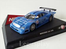 SCX Scalextric Slot Ninco 50174 Mercedes CLK GTR Original-Teile Nº12