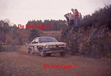 Franz Wittmann & Kurt Nestinger Opel Kadett GT/E Portugal Rally 1977 Photograph