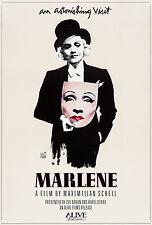 MARLENE (1984) ORIGINAL MOVIE POSTER  -  ROLLED  -  MICHAELE VOLLBRACHT ARTWORK