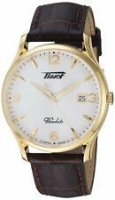 Tissot Heritage Visodate Quartz Silver Dial Men's Watches T1184103627700