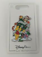 Winnie The Pooh Tigger Piglet Christmas 2020 Disney Pin Trading