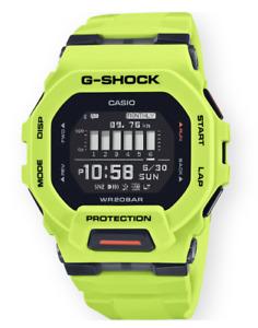 Casio G-Shock Step Tracker Move GBD200-9 Digital-Analog Bluetooth 2021 Brand New