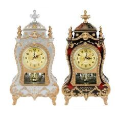 New Table Watch Desk Clock With 12 Songs Vintage Imperial Sit Pendulum Clock