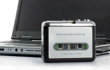 USB Tape to PC Cassette to MP3 Converter Captue Adapter Audio Music Player UK