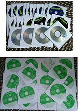 42 CDG KARAOKE LOT SET CD+G SUPERSTAR SONGS 600+ SONGS ROCK OLDIES COUNTRY