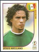 PANINI KOREA/JAPAN WORLD CUP 2002- #506-MEXICO-JESUS ARELLANO