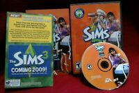 The Sims 2 Open For Business Expansion Pack PC Game CD-ROM Serial Key 2006