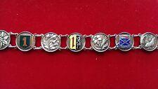 Military Rare Silver bracelet, 18th Infantry Regiment, 1st Infantry Division