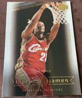 Lebron James 2003 UPPER DECK #1 Draft Pick Rookie Card PSA 10?? Mint Condition