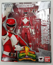 AUTHENTIC Bandai Tamashii SH Figuarts Mighty Morphin Power Rangers RED MISB