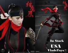 Demon Female Ninja Kunoichi Action Figure 1/6 scale War Story WS003 USA