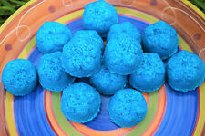 BATH BOMBS PEPPERMINT HOMEMADE LUSH LIKE BOMB LOT OF 5 OR PICK YOUR OWN SCENT!!