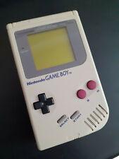 Superb Original 1989 Nintendo GAMEBOY Game Boy DMG-01 plus 3 GAMES FULLY WORKING