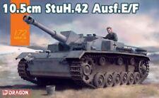 Dragon 1/72 10.5cm StuH.42 Ausf. E/F # 7561 ##