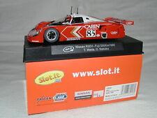 1/32 Slot It SICA28c Scalextric - Nissan R90V Cabin 500Kms Fuji 1990 - NIB