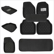 5 Pcs Auto Car Front & Rear Full Set Floor Mats Protector Carpet Skidproof Mats