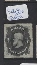 BRAZIL (P2102B)  DOM PEDRO 200 R  SC 66  MNG