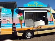 Eisverkaufswagen,Eisauto,Eisbus,Verkaufsfahrzeug,Bäckerwagen, Foodtruck,Eiscafe