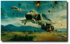 Phantom Strike by Robert Taylor - Giclee Studio Proof - Aviation Art Print