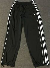Adidas Track Pants Xl Vented Workout Striped Warm Up Basketball Vtg 90s Football
